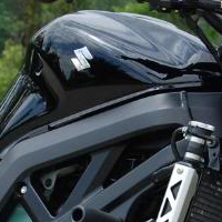 Suzuki Shadow Black Metallic Paint Code